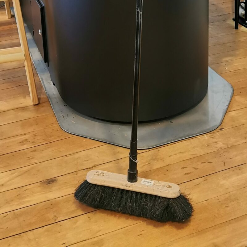 Halte dein Equipment sauber